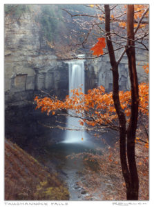 Taughannock Falls Droplets